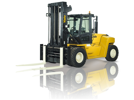 Yale High Capacity Forklift Truck