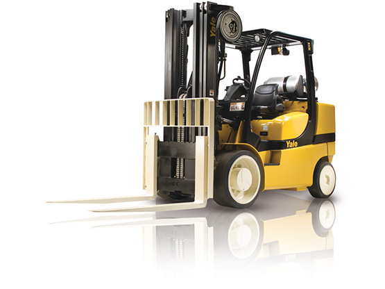 Yale Heavy Duty Cushion Tyre Forklift Truck