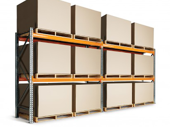 Dexion G Range Selective Pallet Racking