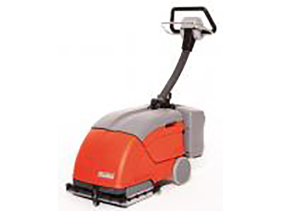Hako Battery Powered Floor Scrubber - Scrubmaster B10 Automatic