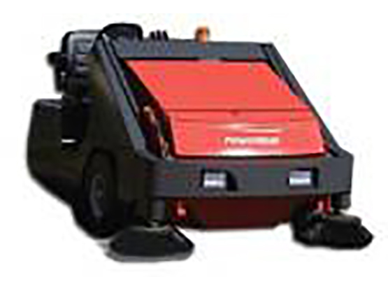 Hako Industrial Sweeper - Powerboss 183cm Armadillo 10XV