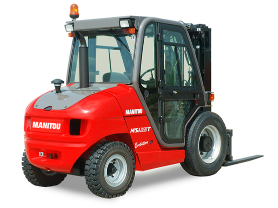 Manitou Masted Forklift Truck MSI 20T_25T