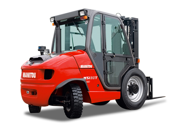 Manitou Masted Forklift Truck MSI 30T_35T