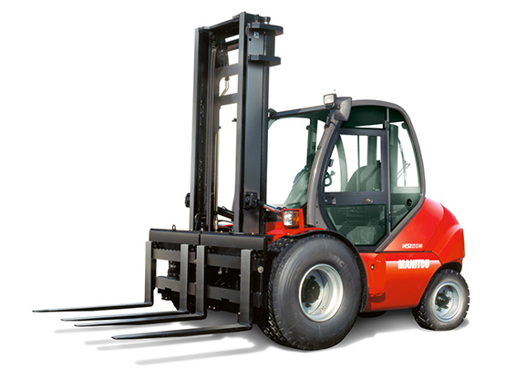 Manitou Masted Forklift Truck MSI 40T_50T