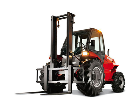Manitou Masted Forklift Truck M-X 30-4_50-4_70-2