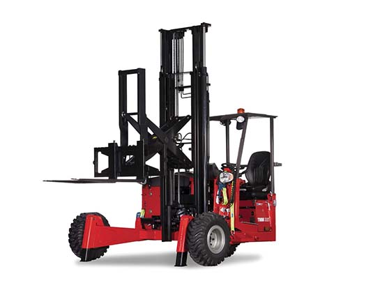 Manitou Truck Mounted Forklift TMM 25