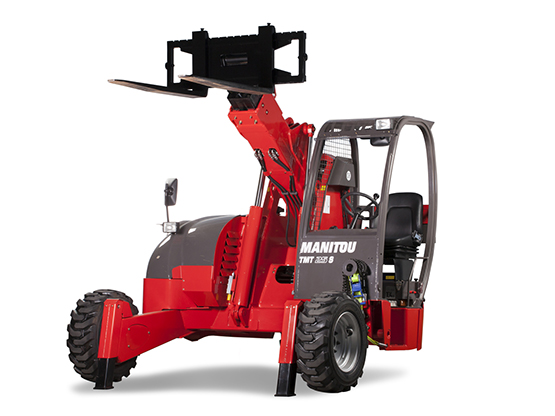 Manitou Truck Mounted Forklift TMT 25 S