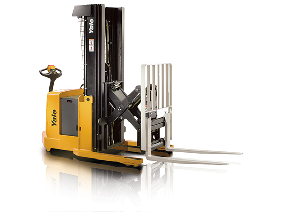 Yale Walkie Reach Stacker