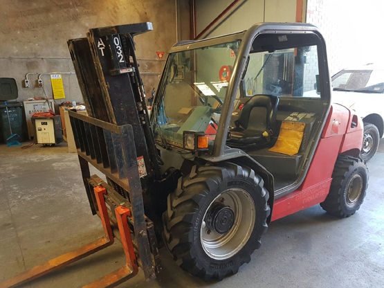 Manitou MH25-4T