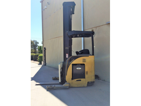 Yale NRO45EA 36v Electric Pallet Stacker Forklift