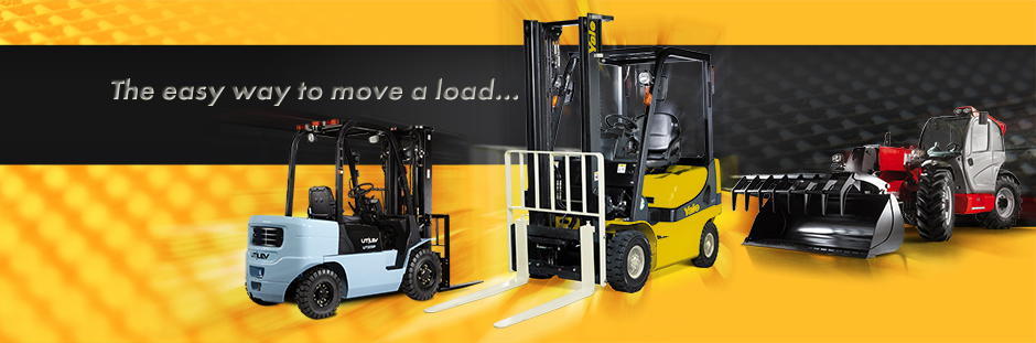 Riverina Lift Trucks Banner
